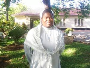The late Sr Getrude Sunduza